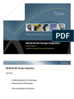MCAD-ECAD Design Integration