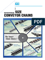 Tsubaki Small Size Conveyor Chains catalogue
