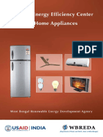 Regional Energy-Efficiency Center for Home Appliances