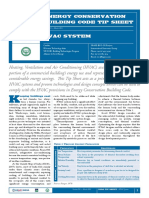Tip Sheet on HVAC System-2.0 March 2011(Public)