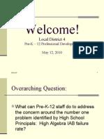 Administrators Mtg. May PreK-12, Take 2
