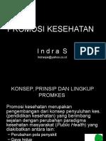 KONSEP PROMKES