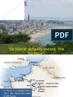 Le Havre 1919
