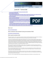 Earthquake Hazards 201 - Technical Q&A