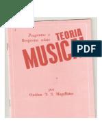 Perguntas e Respostas Sobre Teoria Musical