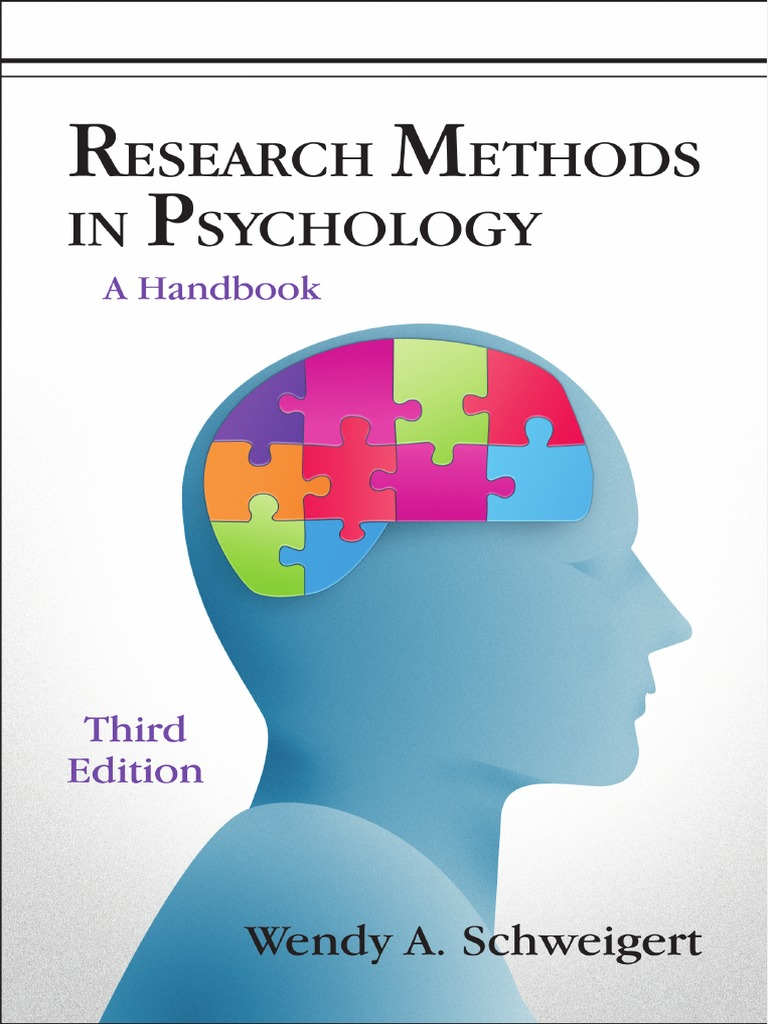 Research Methods In Psychology Pdf