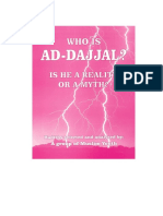 Who is ad-Dajjal? Is he a reality or a myth?