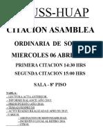 Cartel Asamblea Ordinaria Abril-2016