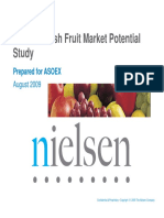 Estudio Mercado Frutas en Turkia