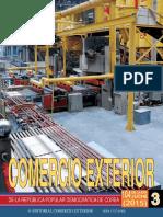 Comercio Exterior de La RPDC 3-2015
