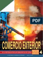 Comercio Exterior de La RPDC 4-2015