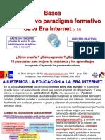 Pere Marquez - Paradigma Formativo Para La Era Del Internet