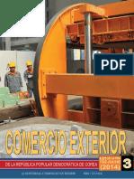 Comercio Exterior de La RPDC 3-2014