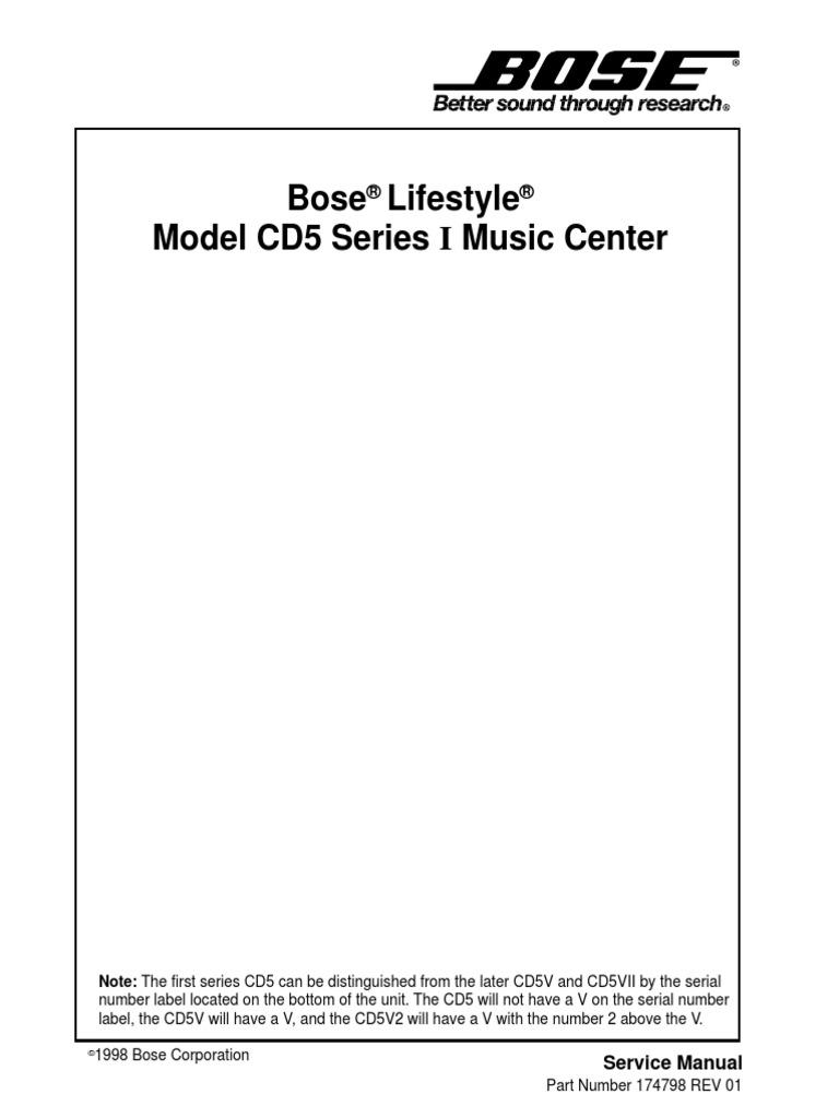 bose service schematics manual e books Cobra CB Radio Schematics bose service schematics