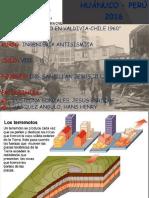 Terremoto en Valdivia-chile 1960