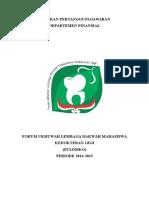 6. LPJ Finansial Contoh