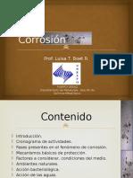 Corrosión Clase 1