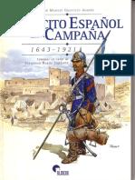 El Ejercito Espanol en Campana 1643-1921