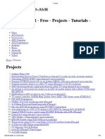 Atmega Projects List About 1122 Projects