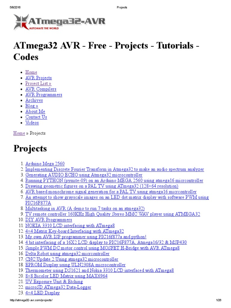 Atmega Projects List About 1122 Hall Effect Sensor Pic8051avr Usb Programmerdevelopment Boards