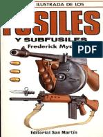 Editorial San Martin - Guia Ilustrada de Los Fusiles y Subfusiles