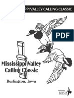 Mississippi Valley Calling Classic Program 2016
