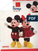 Leisure Arts - 3293 - Mickey and Minnie Dolls to Crochet.pdf
