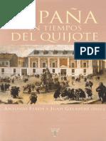 Feros Antonio Y Gelabert Juan - España en Tiempos Del Quijote