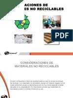 Materiales No Reciclabes Ismocol S.a. V1 - Copia