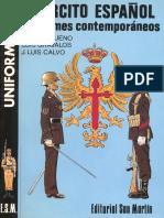Ejército Español - Uniformes contemporáneos (Ed San Martín, JM Bueno 1977).pdf