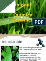 Unidad IV. Reactividad Organica