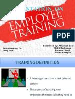 Emp Training