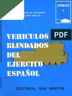Vehiculos Blindados Del Ejercito Espanol