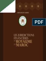 Brochure Sur Les Juridictions Financieres Au Maroc