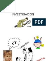 4.- La Investigacion