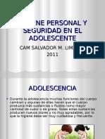 Higiene Personal Niños y Niñas