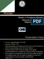 membership_presentationRhinitis.ppt