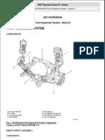 2007 Hyundai Santa Fe Front Suspension Manual - 131222071922-phpapp01