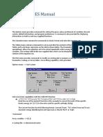 Summary EES Manual.pdf