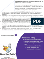 Uc Food Safety