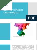 Seminario Médico Odontológico II