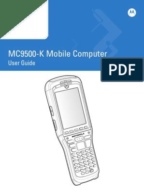 Motorola+ Mc9500+ Factory+ Reset