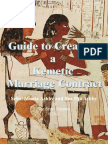 Guide to Creating a Kemetic Mar - Ashby, Muata