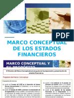 FORMULACIÓN DE ESTADOS FINANIEROS