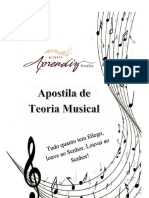 Teoria Musical Adulto - Módulo 1
