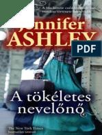 Jennifer Ashley - A Tökéletes Nevelőnő