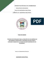 Est Factibilidad Empresa Purificadora2