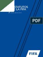Estatutos de Transferencia de Jugadores