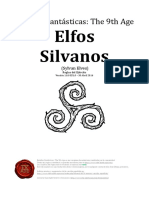 The Ninth Age Sylvan Elves