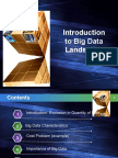 Big Data Lecture 1